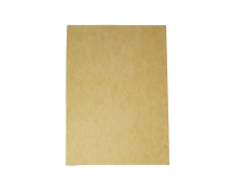 300x275mm 50gsm Unbleached Greaseproof Sheet