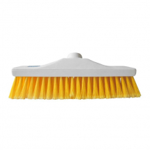 Yellow Hygiene Broom Head 12inch