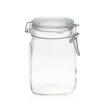 500ml Plastic Storage Jar