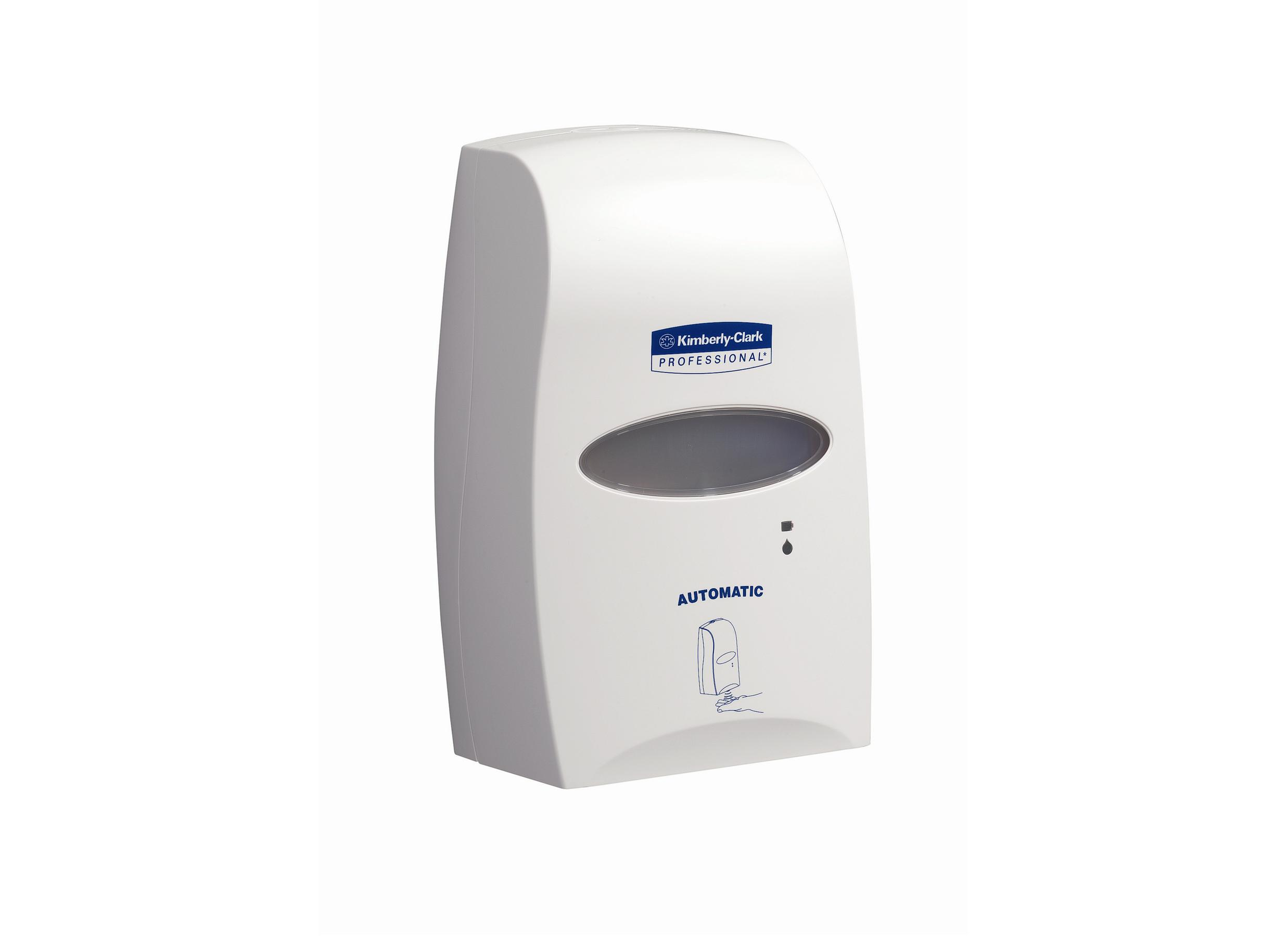 Kimberly-Clark Professional Touchless Electric Dispenser