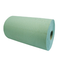 8inch Green Roll Towel 6.411/DGR076