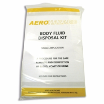 AEROHAZARD Body Fluid Kit Refill