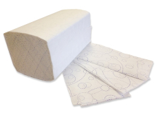 2ply White Interfold Hand Towel
