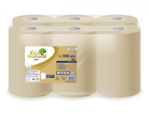 Lucart L-One Mini Eco Natural 180 Toilet Roll