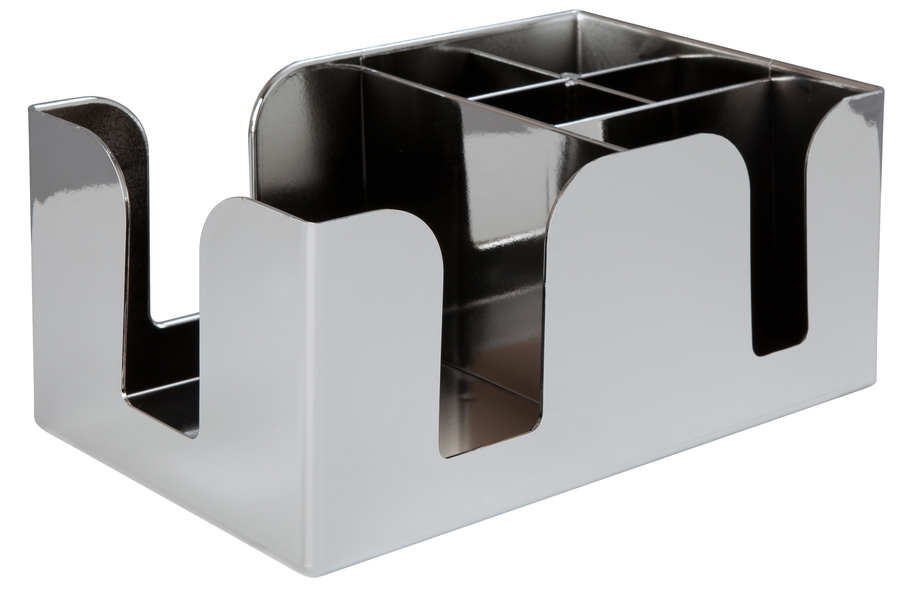 Bar Caddy - Chrome Plated