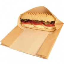 8 x 9 x 10inch Hot and Crispy Pouch