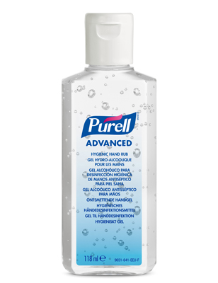 PURELL® Advanced Hygienic Hand Rub 118ml