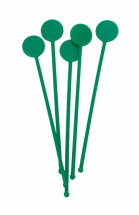 7inch Green Disc Stirrers