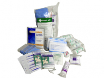 Medium BS Catering First Aid Kit Refill