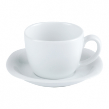 Square Tea Cup 22cl/8oz