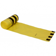 Yellow MDPE Tiger Sack - 5kg 279mm x 430mm x 660mm(070.696)