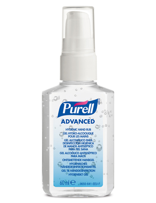 PURELL® Advanced Hygienic Hand Rub 60ml