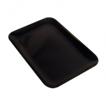Black Rectangular Platter 35x16cm