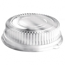 Clear Flat Lid for 9321 Platter