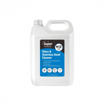 Super Glass/Steel Cleaner 2x5Ltr