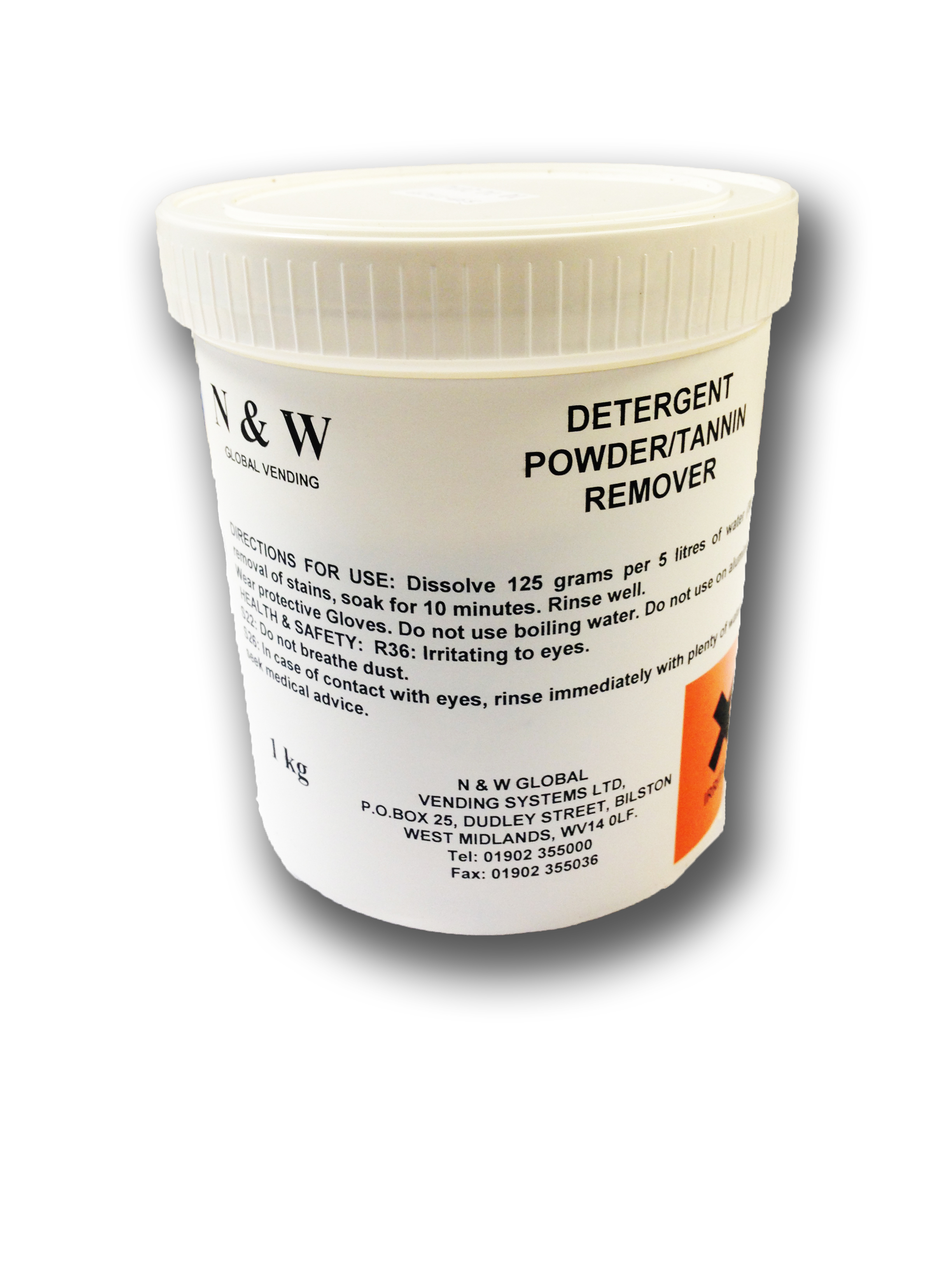 Detanning / Descaling Powder 1kg