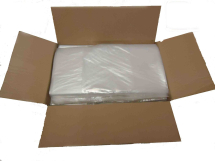 Heavy Duty Clear Sack 18x29x39inch/10kg