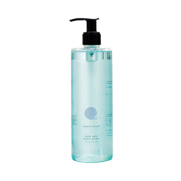 Geneva Hair And Body Wash Enriched With White Nettle 380ml