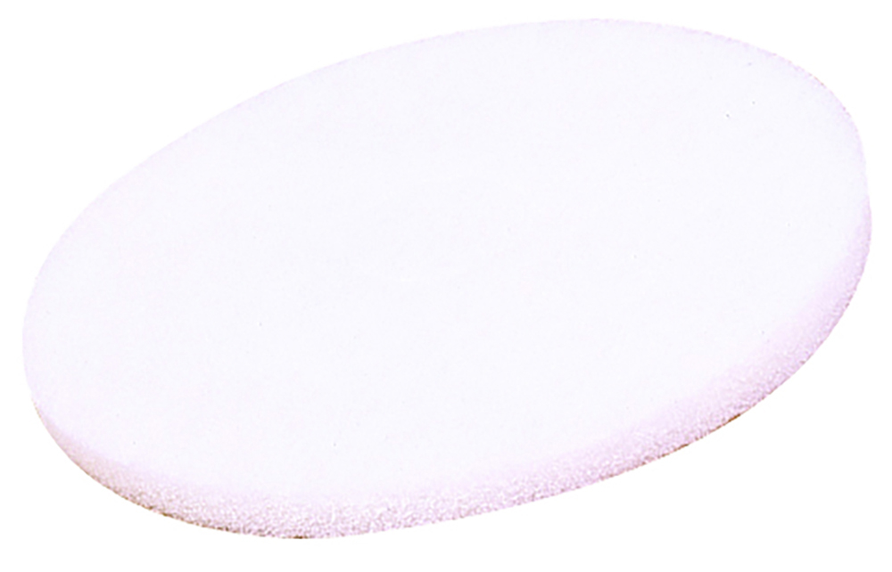 16inch White Floor Pads