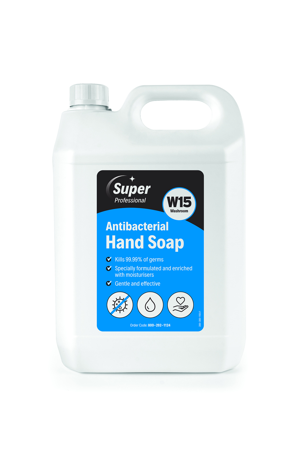 Sechelle Anti-Bactericial Hand Wash