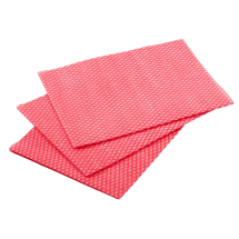 Large Red A Cloth
