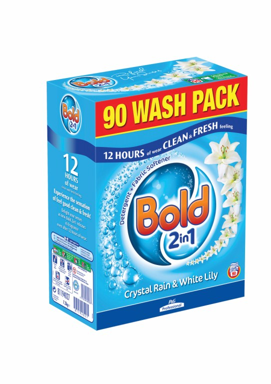 Bold 82 Wash 2 in 1 Washing Powder