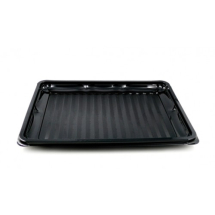 Medium Black Platter Base 390x290mm