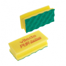 Yellow PUR Active Sponge Scourer