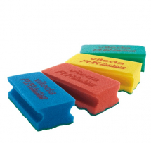 Red PUR Active Sponge Scourer