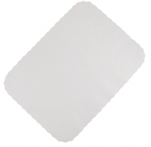 White Heavy Duty Paper Tray