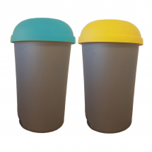 Internal Bins for Recycling