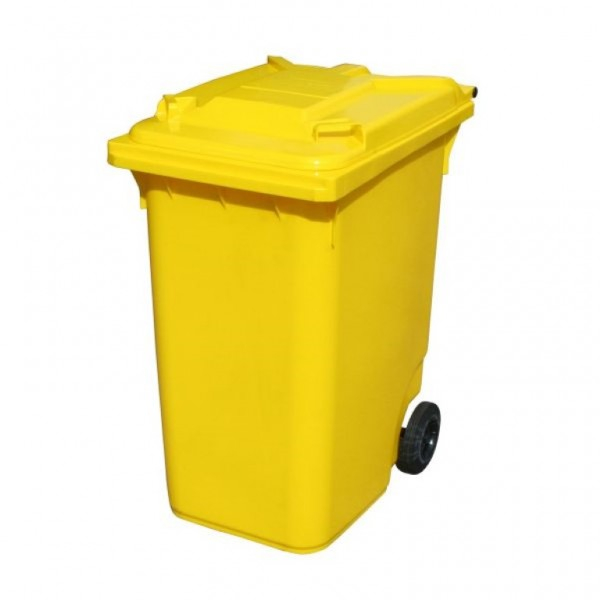 External Bins for Recycling